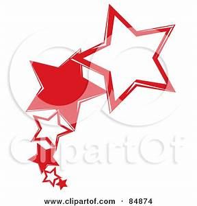 Shooting Star Border Clip Art (47+)