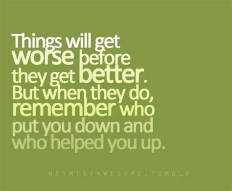 Friends That Put You Down Quotes