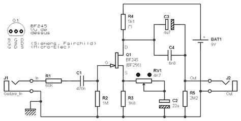 fet bf archives amplifier circuit design