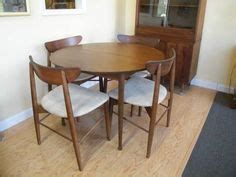 Craigslist Cincinnati Dining Room Table And Chairs by Mcm Mix Dining Room On Mid Century Chairs And