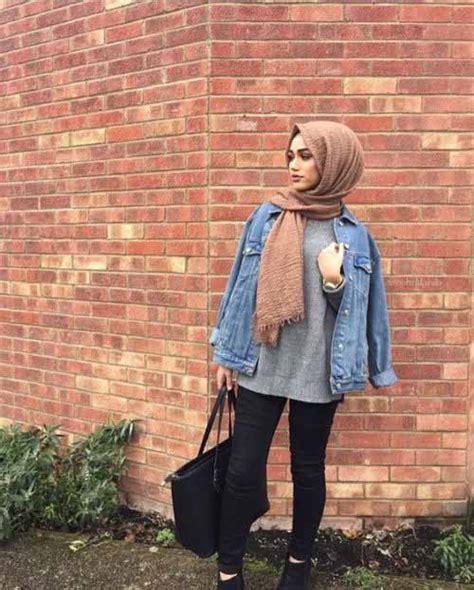 Teen hijabi girlu2019s street wear u2013 Just Trendy Girls