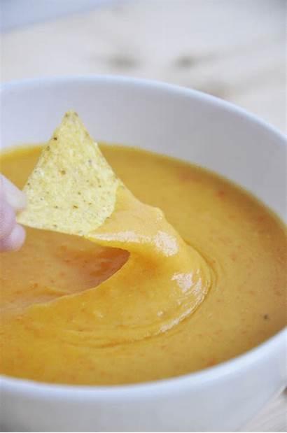 Cheese Nacho Vegan Sauce Dip Recipe Gifs