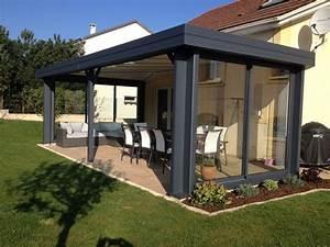 realisation de verandas With porte d entrée alu avec meuble salle de bain showroom privé