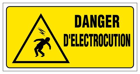 casier de bureau metal danger d 39 electrocution panneaux de signalisation et
