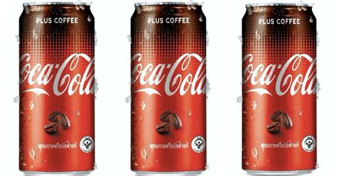 Learn how much caffeine different types and brands of coffee contain. Coca-Cola Plus Coffee May Be Coming To The U.S. Soon