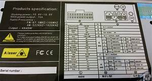 Decipher Legend On Chinese Wiring Harness