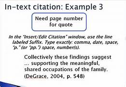 RefWorks Will Reorder The First Citation And The Subsequent Citation APA Format And Citations Northeast High School APA Format 005 Sample APA Annotated Bibliography Example And APA Format Citation