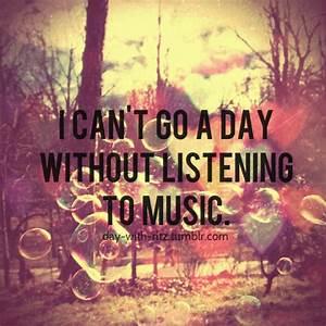 MUSIC QUOTES TUMBLR image quotes at hippoquotes.com