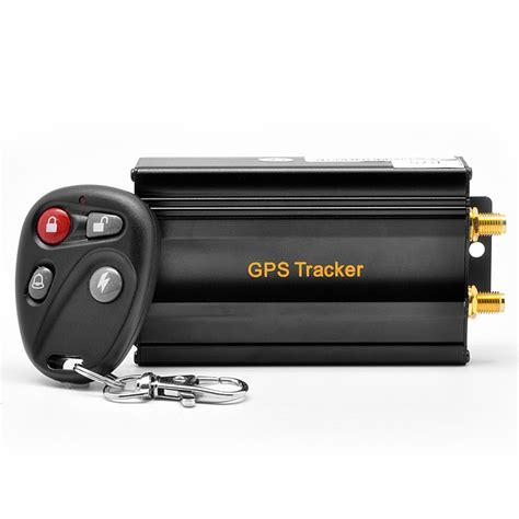 dual sim car gps tracker fleet management central door