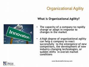 cPrime - Achieving Organizational Agility
