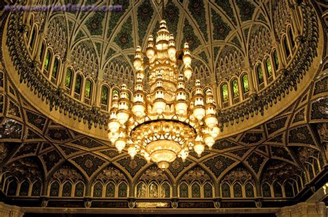 Mosque Chandelier by Ross M Thorby Chandeliers