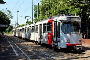Rheinbahn Düsseldorf Hbf : d sseldorf rheinbahn u 75 gt8su 3202 3204 neuss theodor heuss platz hst hauptbahnhof am ~ Orissabook.com Haus und Dekorationen