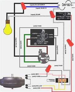 3 Speed Ceiling Fan Pull Chain Switch Wiring Diagram