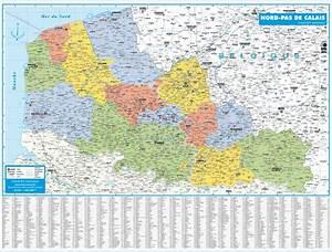 Liste Des Villes Du Nord : carte nord pas de calais ravet anceau ~ Medecine-chirurgie-esthetiques.com Avis de Voitures