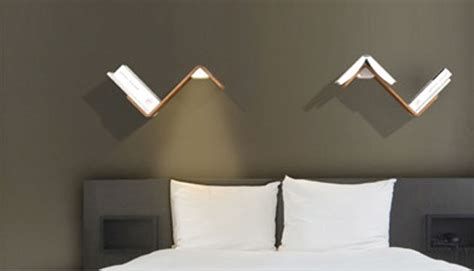 Headboard Lamps For Bed