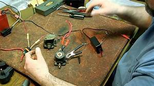 How To Test A Marine Solenoid For A Starter And A Choke