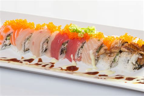 special roll sushi heaven