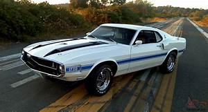 """1970 SHELBY GT350 FASTBACK....A RARE """"ONE OWNER CAR"""""""