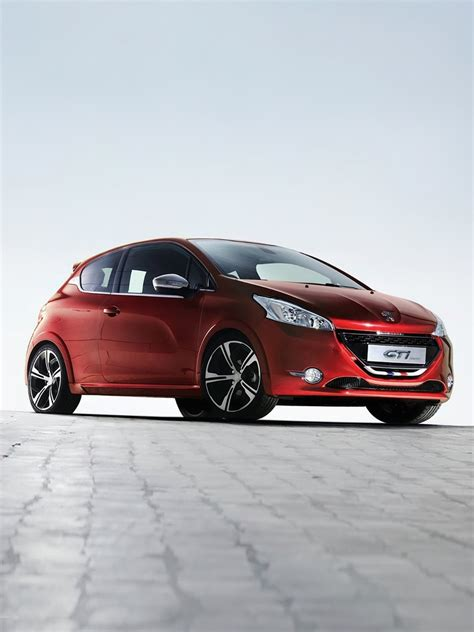 208 Hd Picture by Cars Peugeot 208 Gti Concept Iphone Hd Wallpaper Free