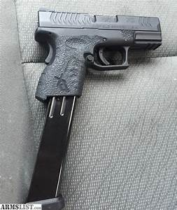 ARMSLIST - For Sale: XD-M 9mm with extendo mag