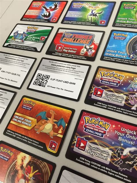 We did not find results for: Pokemon TCG ONLINE : VIRTUAL CARD 15 NEW EX & MEGA CODE ...
