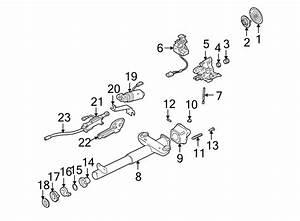 Chevrolet Corvette Steering Wheel Position Sensor  Column
