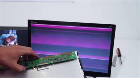 Tutorial como saber cuando las pantallas estan malas LCD y