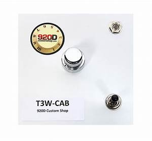 Fender Cabronita Tele 3 Way Wiring Harness With Concentric