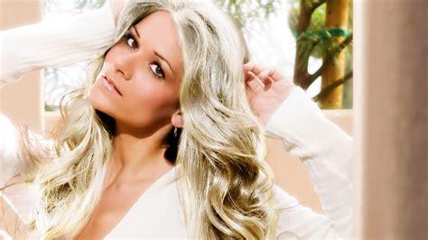 Change Hair Color! Brunette/brown Hair To Blonde Hair