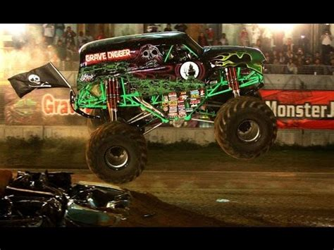 Best Monster Truck Ever Grave Digger Youtube
