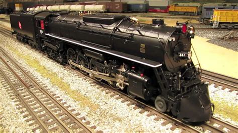 Lionel Milwaukee Road S3 484 Northern #261 Youtube