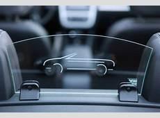 Windschott für VW EOS