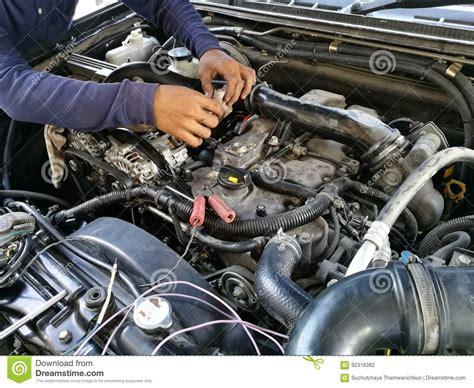 car engine service car service engine repair check up maintenance auto