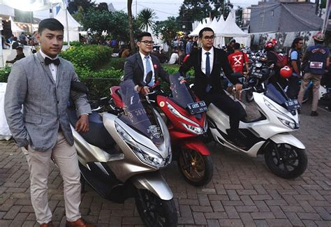 Pcx 2018 Club by Unik Ala Honda Pcx Club Indonesia Hpci