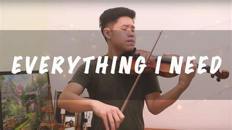 aquaman soundtrack    violin