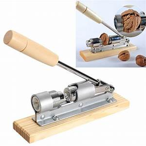 Easy Manual Kitchen Tool Nut Cracker Heavy Duty Nutcracker