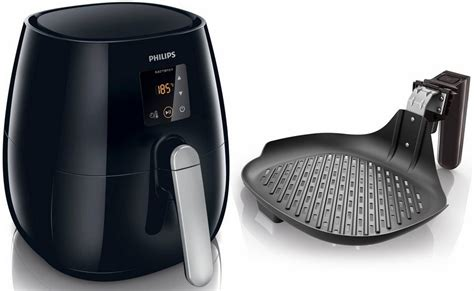 Philips Heissluftfritteuse HD923620 Airfryer Viva