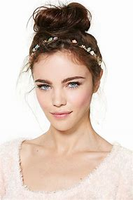 Flower Girl Headband Jewel