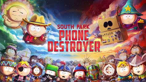 Phone destroyertm brings you iconic south park characters. South Park: Phone Destroyer heads to iOS and Android - GameAxis