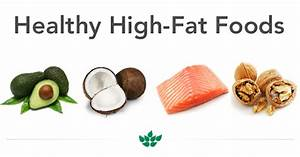 Fats that are good for you, plus foods containing healthy fats