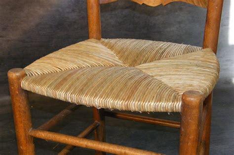 comment rehausser une chaise comment rempailler une chaise