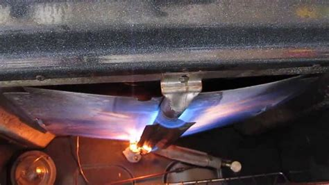 grid converting natural gas range  lp propane  kvusmc pt  youtube