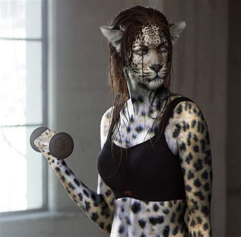 Feline on Furry-Photomorphs - DeviantArt