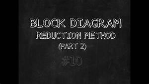 Block Diagram Reduction Method Part-ii
