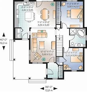 Delightful Country Home Plan.