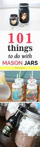 101, Things, To, Do, With, A, Mason, Jar