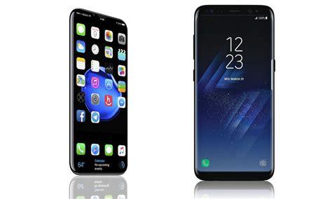 Samsung Galaxy S8 Leak Confirms 'iphone X' Design Elements