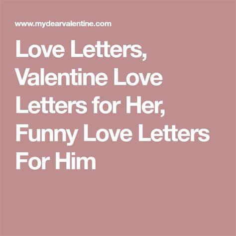 unique love letter sample ideas  pinterest find