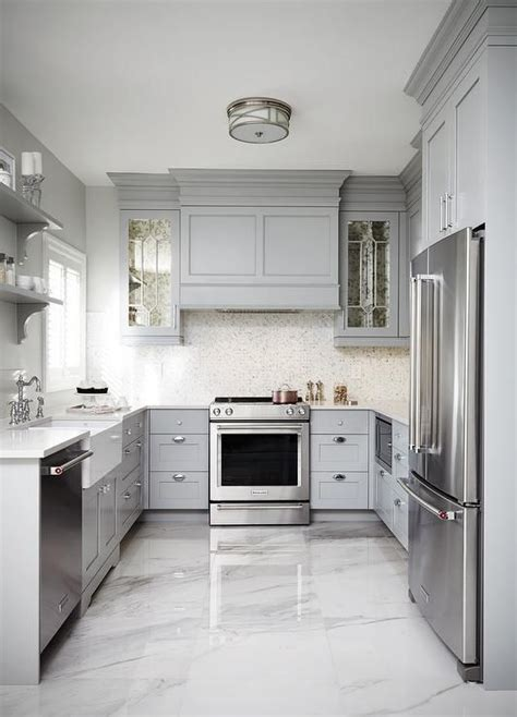 paints for kitchen cabinets best 25 u shaped kitchen ideas on kitchen 4079