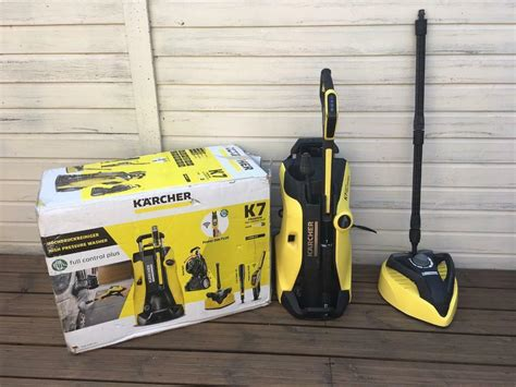 karcher k7 premium home pressure washer 2017 in eastleigh hshire gumtree